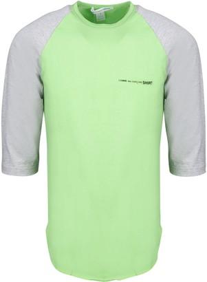 Comme des Garçons Shirt Logo Raglan T-shirt
