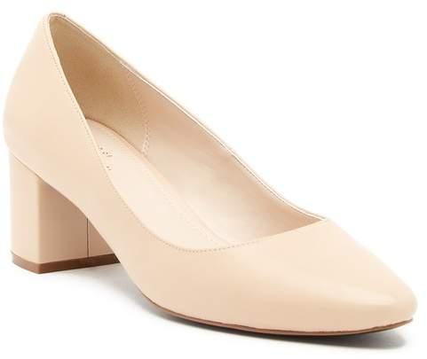70f2a42124 Nude Block Heel - ShopStyle
