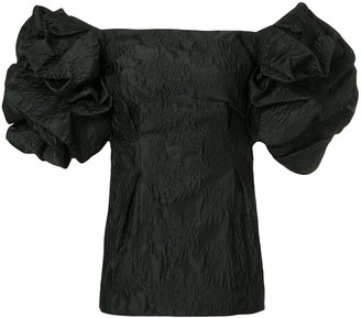 Bambah Puffball Sleeve Tunic