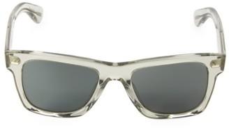 Oliver Peoples Oliver Sun 54 Black Diamond & Carbon Grey Sunglasses