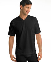 Jockey Men's Tagless Staycool Big Man V-Neck T-Shirt 2-Pack