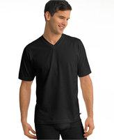 Jockey Men's Underwear, Stay Cool Tagless V Neck T Shirts 2 Pack