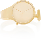 Georg Jensen Yellow Gold Watch