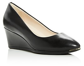 Cole Haan Women's Grand Ambition Wedge Pumps