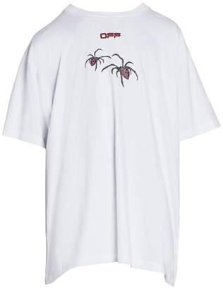 Off-White Off White Arachno Arrow T-Shirt