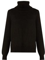 Nili Lotan Jules roll-neck wool-blend sweater