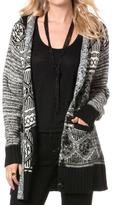 Miss Me Oversized Hooded Cardi