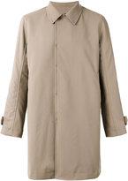 Undercover classic collared coat