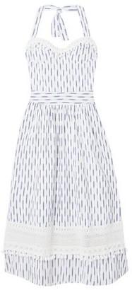 Place Nationale 3/4 length dress