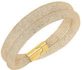 Swarovski Stardust Double Wrap Bracelet