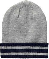 Joe Fresh Kid Boys' Knit Hat, Dark Red (Size S/M)