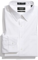 Nordstrom Smartcare(TM) Trim Fit Solid Dress Shirt