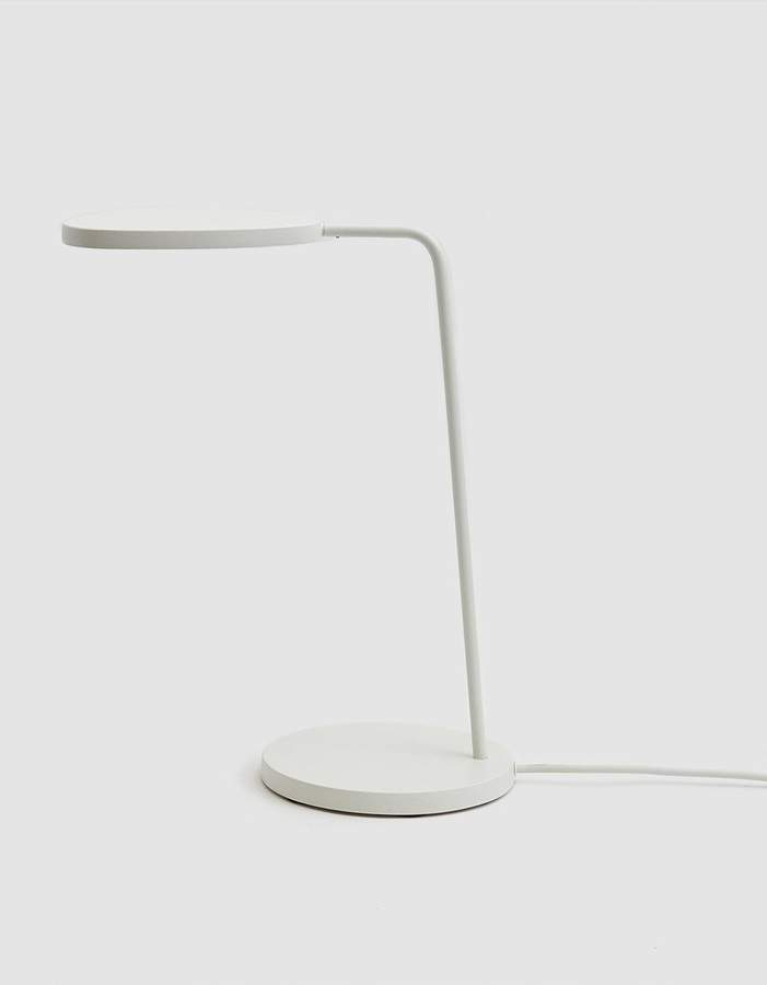 Muuto Leaf Table Lamp in White