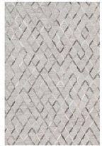 "Loloi Rugs Audie Silver Hairhide Rug, 7'9"" x 9'9"""