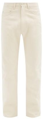 E. Tautz Slim-fit Jeans - Beige