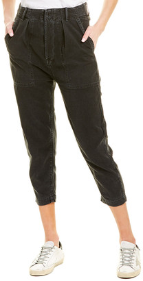 Citizens of Humanity Black Relaxed Pant