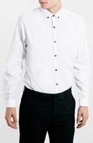 Topman Men's Slim Fit Shirt