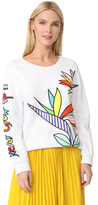 Mira Mikati Bird of Paradise Sweatshirt