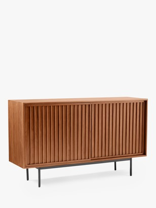 west elm Slatted Sideboard, Walnut, FSC-Certified (Mahogany)