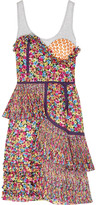 Luella Bertha frilled dress