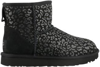 UGG Mini Classic Snow Leopard Boots