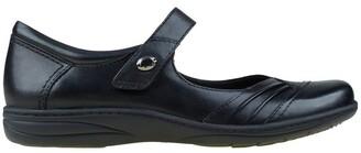 Planet Shoes Jamie Black Flat Shoes