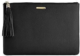 GiGi New York Women's Uber Pebbled Leather Clutch