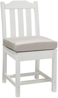 L.L. Bean Casco Bay All-Weather Folding/Armless Chair Cushion