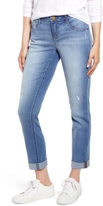Wit & Wisdom Girlfriend Jeans