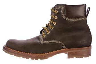 DSQUARED2 Nubuck Hiking Boots
