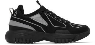 all in Black XOX Sneakers