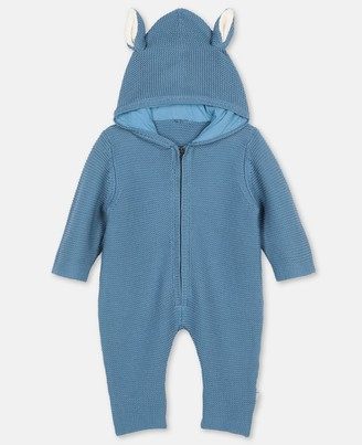 Stella Mccartney Kids Horse Knit Jumpsuit, Unisex