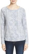 Soft Joie Women's 'Annora B' Python Print Sweatshirt