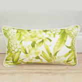 LITTLE PARADISE Pineapple Print Bolster Cushion