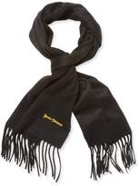 Hickey Freeman Men's Solid Cashmere Scarf