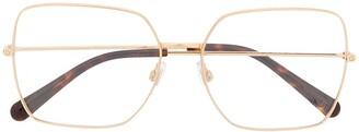 Dolce & Gabbana Eyewear DG1323 oversized glasses