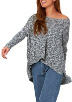Swell Slouchy Summer Knitted Jumper