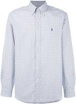 Polo Ralph Lauren plaid button-down shirt - men - Cotton - 15