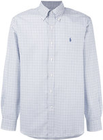 Polo Ralph Lauren plaid button-down shirt