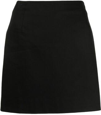 Andamane High-Waisted Miniskirt