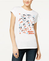 Bioworld Juniors' Wonder Woman Graphic T-Shirt