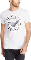 Armani Jeans Men's Slim Fit Logo Tee