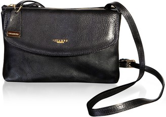Chiarugi Genuine Leather Crossbody Bag