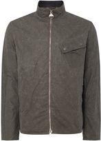 Barbour Men's Aspect short wax map pocket jacket