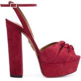 Aquazzura 'Mira' platform sandals