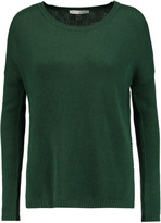 Autumn Cashmere Open-knit cashmere sweater