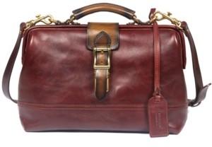 Old Trend Doctor Leather Satchel Bag