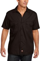Dickies Men's Short Sleeve Work Shirt (XL-Tall, )