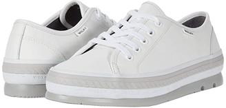 Wolky Linda (White Savana Leather) Women's Shoes