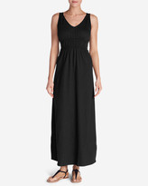 Eddie Bauer Women's Laurel Canyon Maxi Dress - Solid